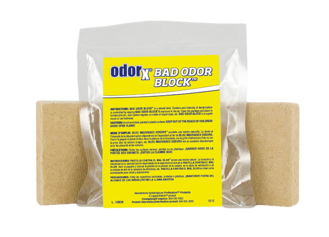 ODORx Bad Odor Block, Vanilla Scent