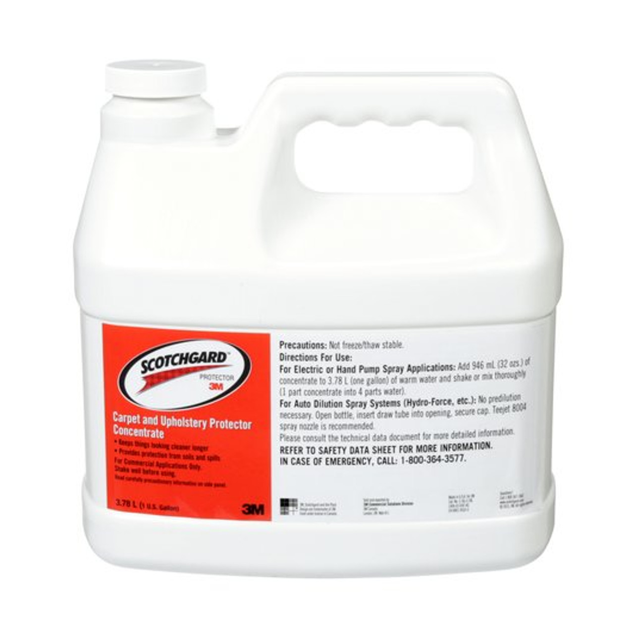 3m Scotchgard Carpet And Upholstery Protector
