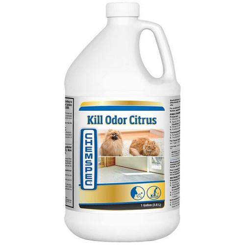Kill Odor Chemspec Citrus 4 gal Case