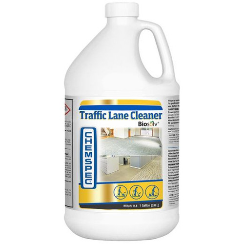 Chemspec Traffic Lane Cleaner with Biosolv CASE of 4 gal.