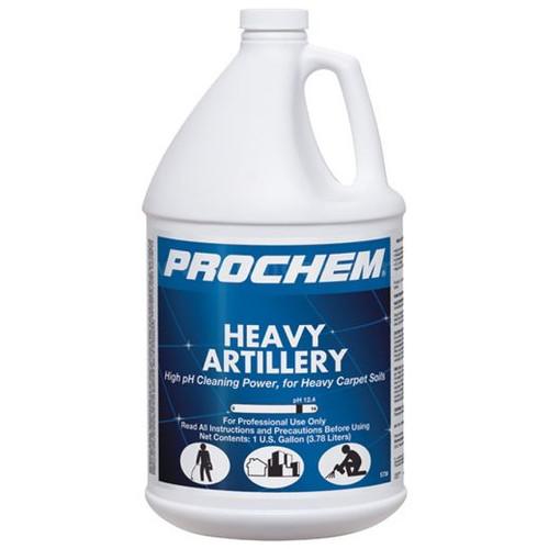 Prochem Heavy Artillery PreSpray CASE of 4 gal.