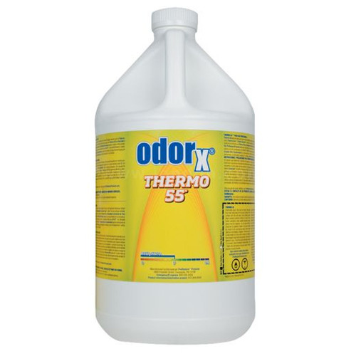 OdorX Thermo 55 Citrus Scent Case of 4 Gal.