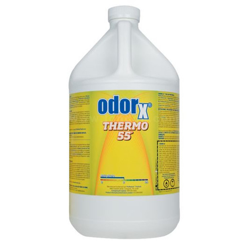 ODORX Thermo 55 Tabac Attack CASE of 4 Gal.