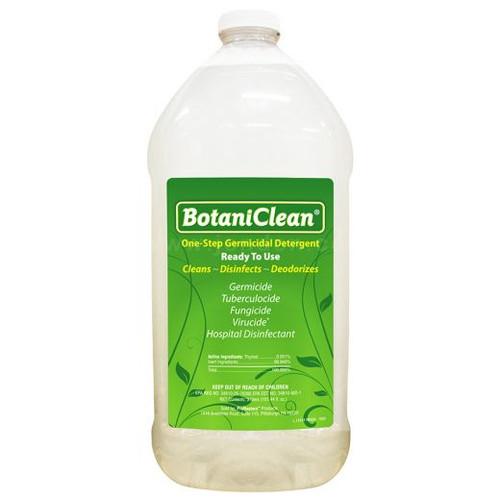 Microban Botaniclean 3 liter CASE of 4 gal.
