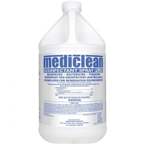 Mediclean Disinfect Spray Plus 4/CS