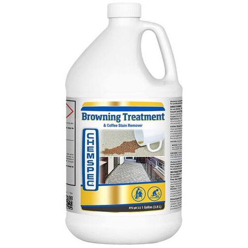 Browning Treatment Chemspec CASE of 4 Gal