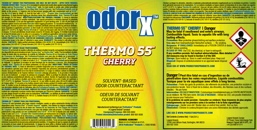 OdorX Thermo-55 Cherry