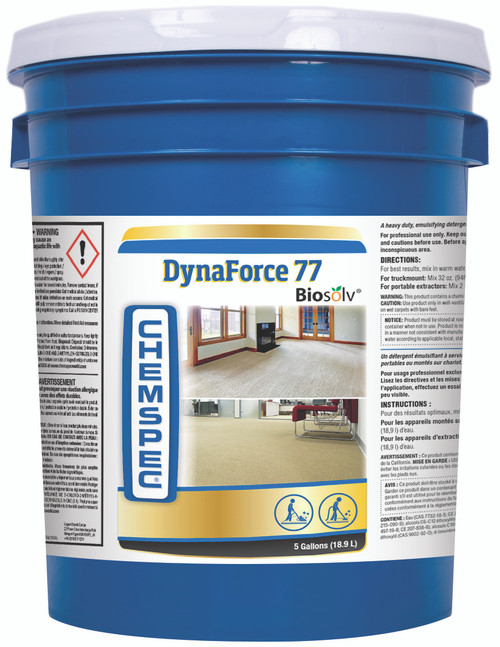 Chemspec DynaForce 77 with Biosolv