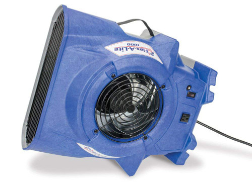 Flex-A-Lite CFM 1000 Low Profile Air Mover & High Velocity Fan