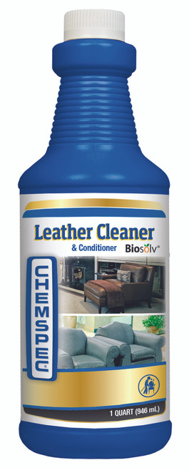 Chemspec® Leather Cleaner and Conditioner with Biosolv®
