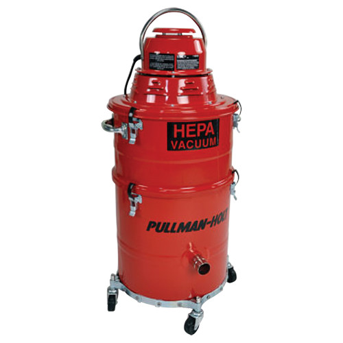Pullman-Holt 86 HEPA Wet/Dry Vacuum