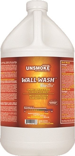 Unsmoke™ Wall Wash with Biosolv®