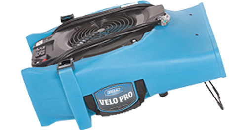 Dri‑Eaz Velo Pro Low‑Profile Air Mover with Variable Speed Control