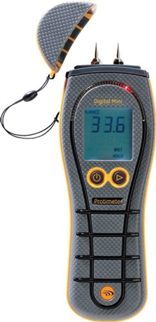 Protimeter Digital Mini Pin‑Type Moisture Meter