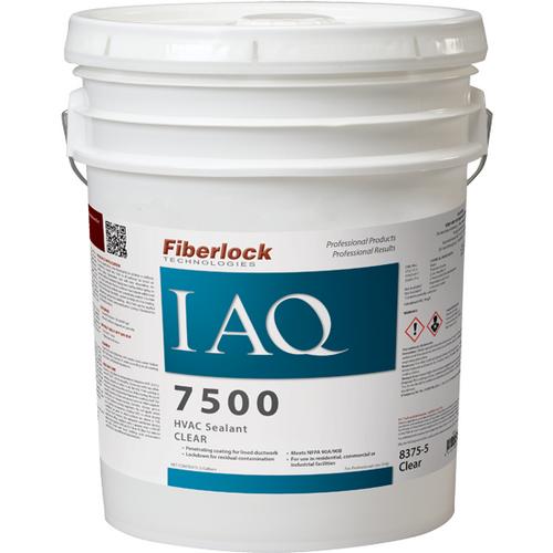 Fiberlock IAQ 7500 HVAC Sealant (5 GL)