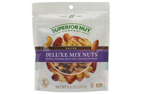 Superior Nut Company Mixed Nuts No Peanuts