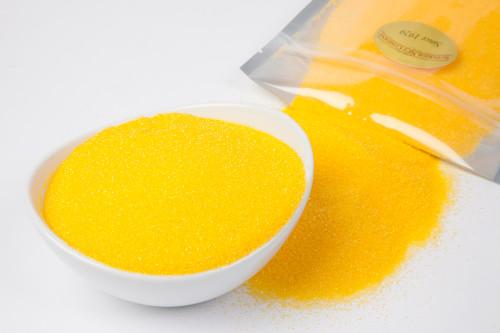 Yellow Sanding Sugar