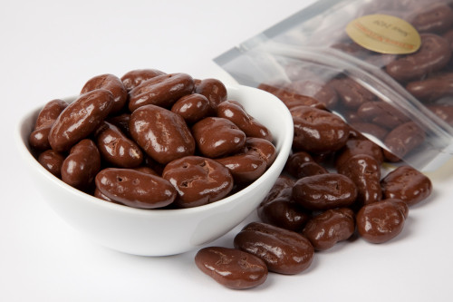 Chocolate Covered Pecans (Sugar Free)