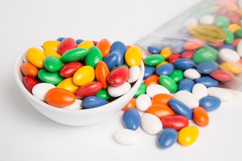 Sugar Free Assorted Jordan Almonds