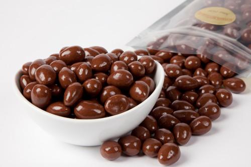 Chocolate Covered Almonds (Sugar Free)