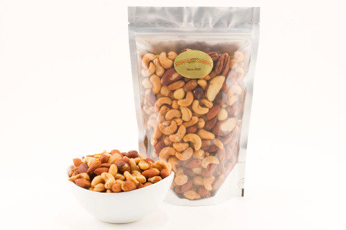 Roasted Deluxe Special Mixed Nuts (Salted)