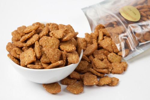 Crunchy Sesame Chips