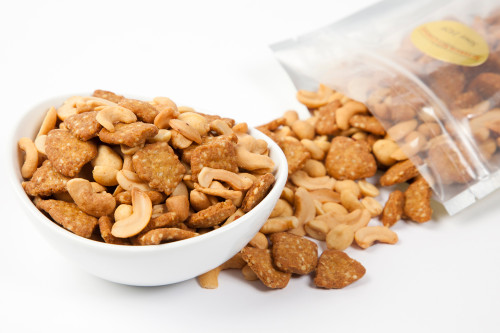 Salted Cashew Snack Mix