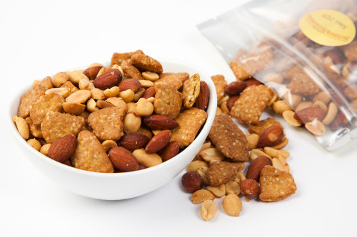 Salted Crunchy Snack Mix