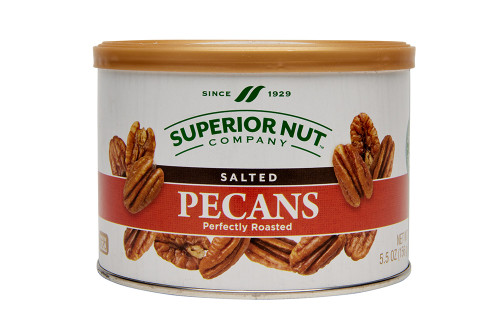 Superior Nut Company Roasted & Salted Pecans