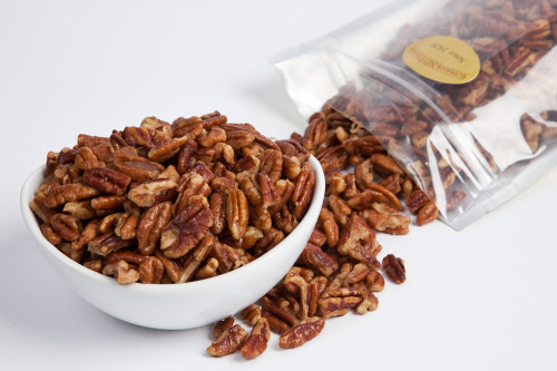 Roasted Pecan Pieces (Salted)