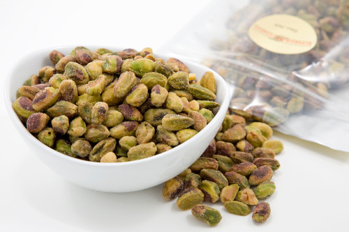 Roasted Pistachio Meats (Salted)