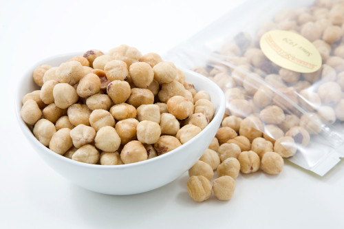 Roasted Turkish Hazelnuts / Filberts (Salted)
