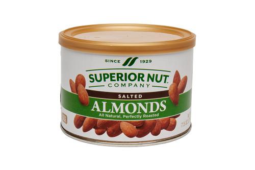 Superior Nut Company Roasted & Salted California Almonds