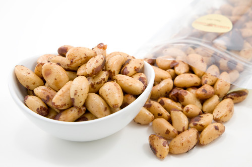 Roasted Brazil Nuts (Salted)