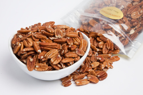 Raw Pecan Toppers