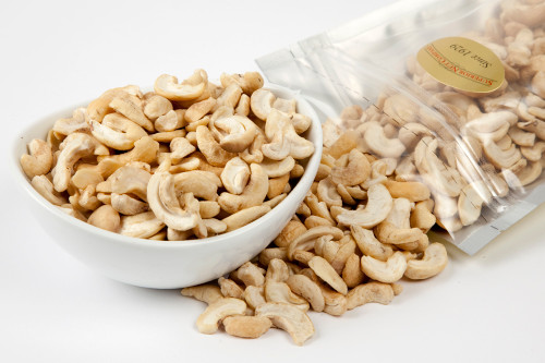Raw Cashew Halves