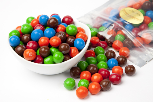 Pretzel Milk Chocolate M&M's Candy