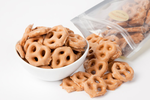 Peanut Butter Covered Pretzels
