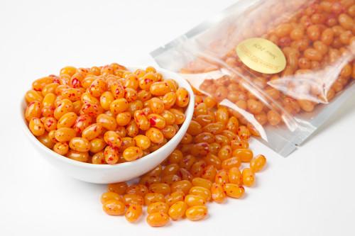 Peach Jelly Beans - Orange