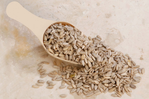 No Shell Raw Organic Sunflower Seeds