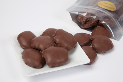 Milk Chocolate Pecan Caramel Turtles