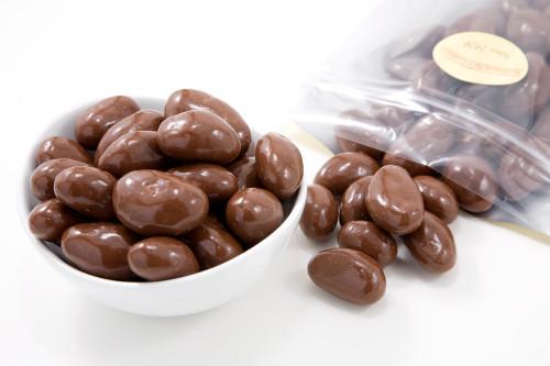 Milk Chocolate Covered Brazils