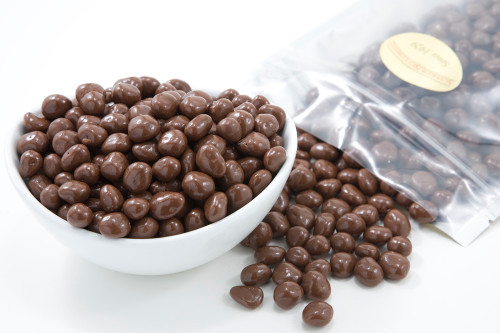 Milk Chocolate Covered Blueberries