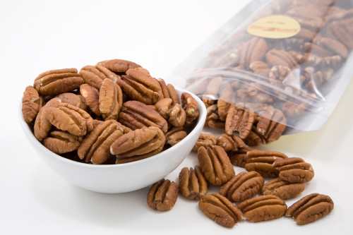 Raw Georgia Pecan Halves