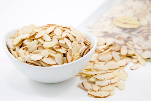 Raw Natural Sliced Almonds