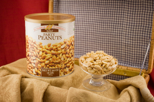 Superior Nut Party Peanuts, 56 oz