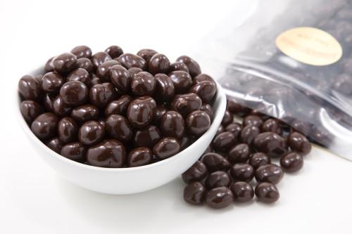 Dark Chocolate Covered Espresso Beans