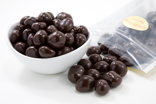 Dark Chocolate Covered Cherries