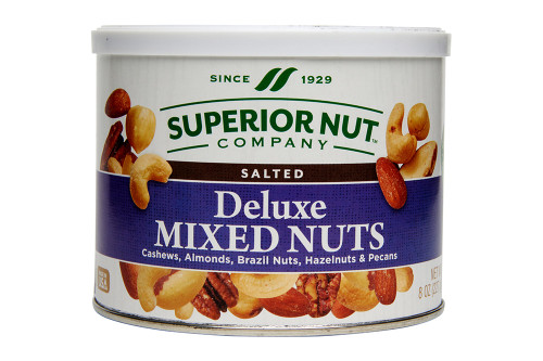 Superior Nut Company Deluxe Mixed Nuts