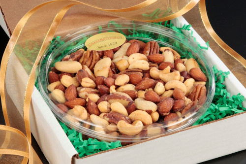 Deluxe Mixed Nuts Gourmet Tray (Salted)